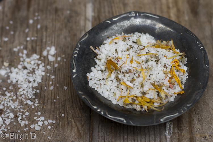 Das Gelbe - Flor de Sal